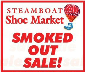 Steamboat Shoe Market - Smoked Out Sale